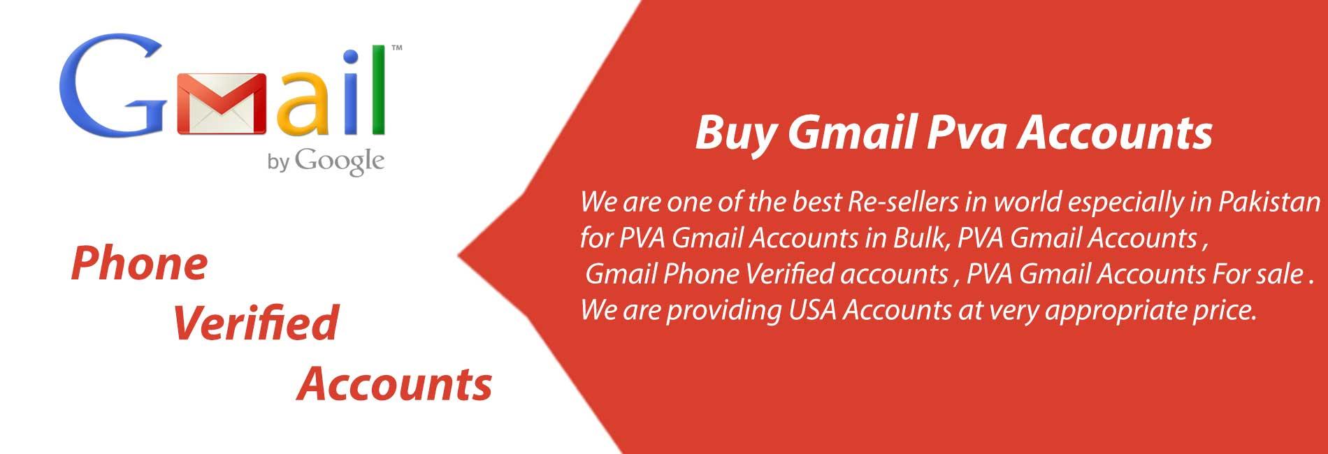 Buy pva gmail accounts